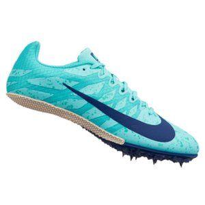 Nike Women's Zoom Rival Aurora Green/Blue Size 10